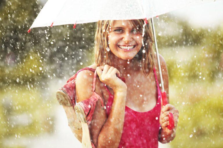 雨の日に得するのは仕事や勉強に行き詰った人!雨が集中力を高めるワケ