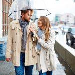 雨は男を積極的にする!?話上手になれる雨の魔法とは
