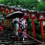 日本舞踊の「雨」に見る、人の心の儚さと恋心