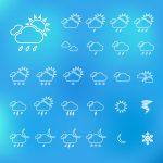 雨が降れば天気予報時に放送事故やハプニングが起きない!…かもしれない件
