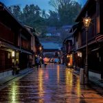 雨に愛された街。「雨の金沢」へ旅しよう